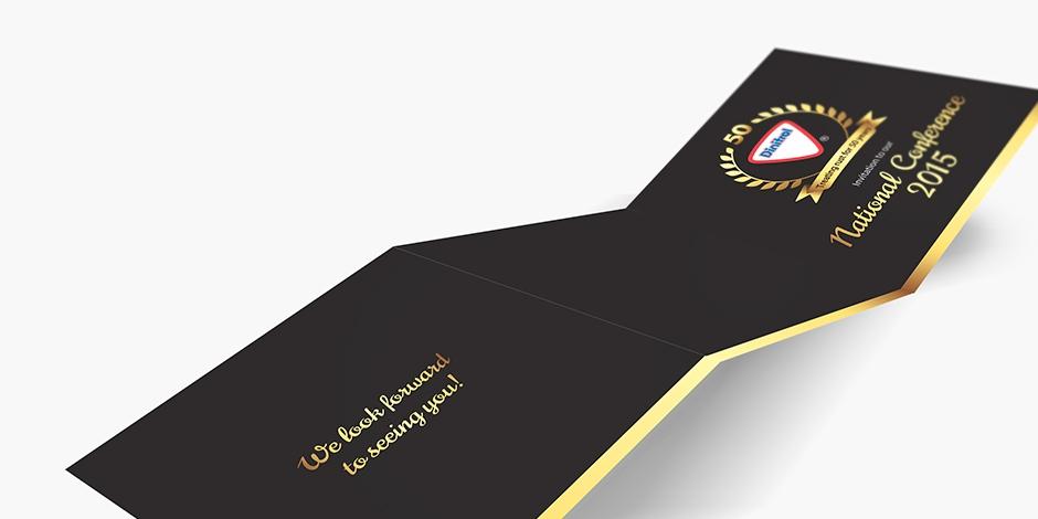 3-fløjet folder